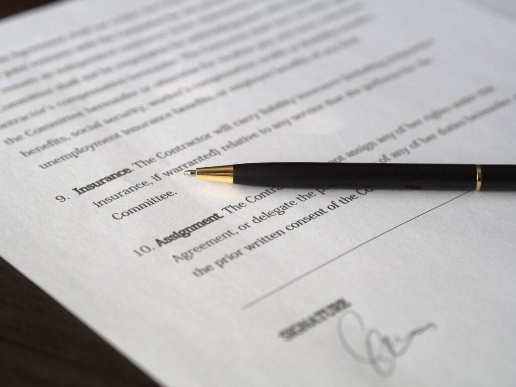 Contract Management - iBridge LLC